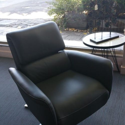 Fauteuil relax Anthracite