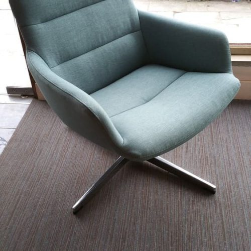 Fauteuil relax RISE LOW 2